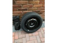 Brand New Ford Fiesta Wheel and Tyre