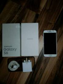 Samsung S6 - on ee - Excellent condition