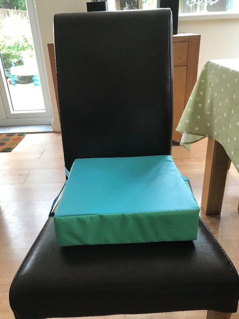 Picture of: Zicac Dismountable Adjustable Harness Baby Toddler Infant Dining Chair Pads On The Go Chair Seat Bag Travel Storage Chair Green Nursing Feeding Highchair Covers Cushions