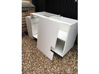 Free kitchen cabinet carcasses