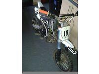 125cc lofan pit bike / pitbike not quad stomp 140 ktm crf