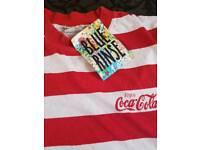 Coca cola shirts