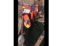 KTM 2016 250SXF