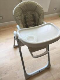 Peg Perego Prima Highchair babydot beige