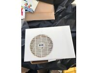 Brand-new 100mm centrieugal fan ipx4 rated