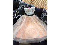 Bustier Tulle Dress New from 'RareLondon'