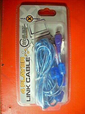 Link Cable 4 Players per Game Boy Advance - MAX PRO -...