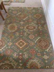 Axminster carpet remnants