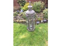 Large Garden / Lantern