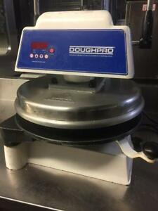 Doughpro DP1100 Manual  Pizza Dough Press