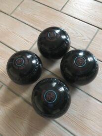 Almark Commander size 3 bowls