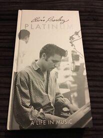 Elvis Presley Platinum cds collection