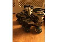 Boys professional Roller Skates size 8-11