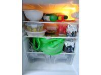 Used fridge and freezer