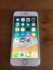 Apple iPhone 6 16gb Unlocked silver colour