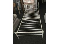 Brand New 3ft Single Metal Bed Frames
