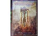 Warhammer(Fantasy) rulebook