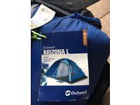3 man Arizona tent