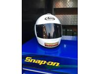 Arai helmet mint condition.
