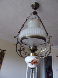 Ceiling Light Fitting ( Oil Lamp Style)