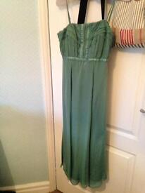 PROM / BRIDESMAID DRESS - SIZE 8 - MONSOON