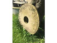 Original mill stone