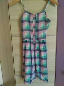 Summer dress age 11-12 years