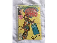 MARVEL PREMIERE Marvel Key Issue 1st Appearance of DOCTOR WHO