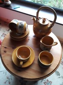 Decorative Tea Set