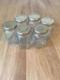 41 Glass Jars - Wedding Decoration - Arts and Crafts - Kitchenware