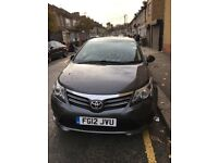 Toyota Avensis T2 1.8 -4D 2012 Plate Pco and uber ready