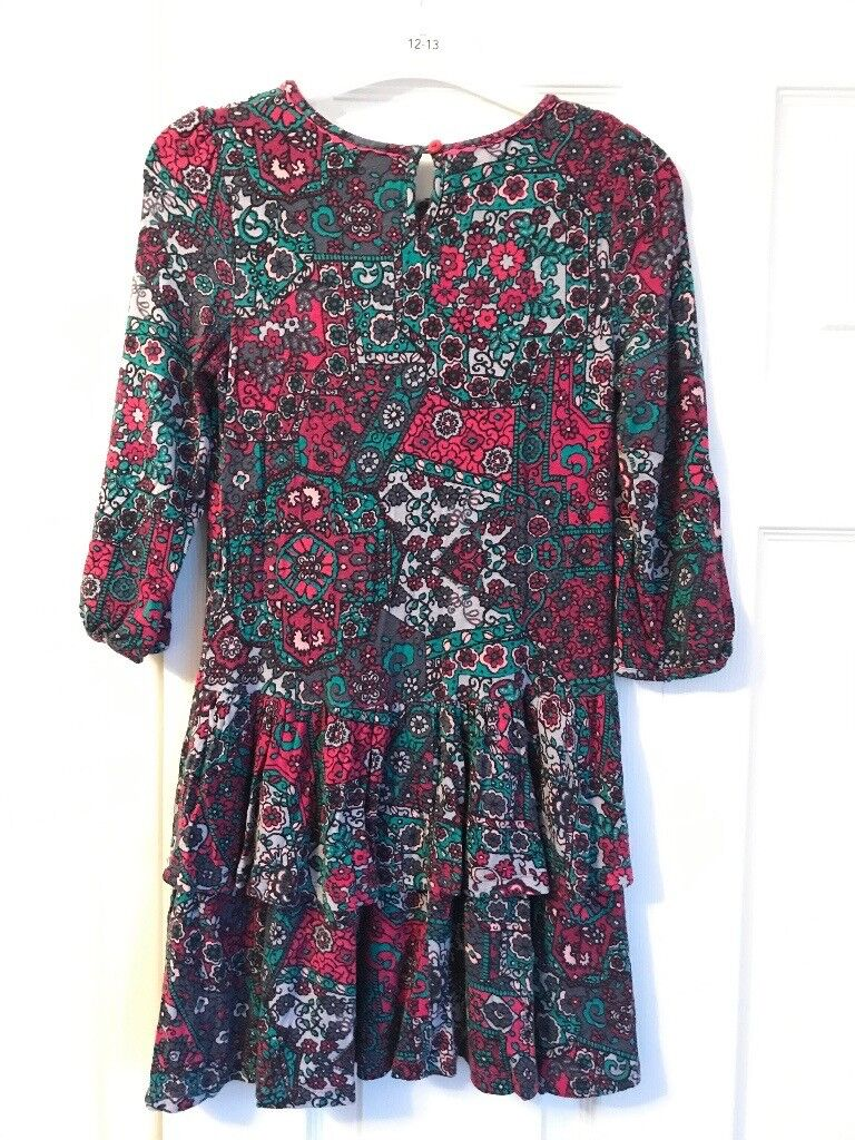Monsoon Girls Dress age 9-10 | in Haxby, North Yorkshire | Gumtree