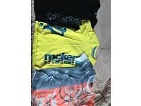 T-shirt and shirts