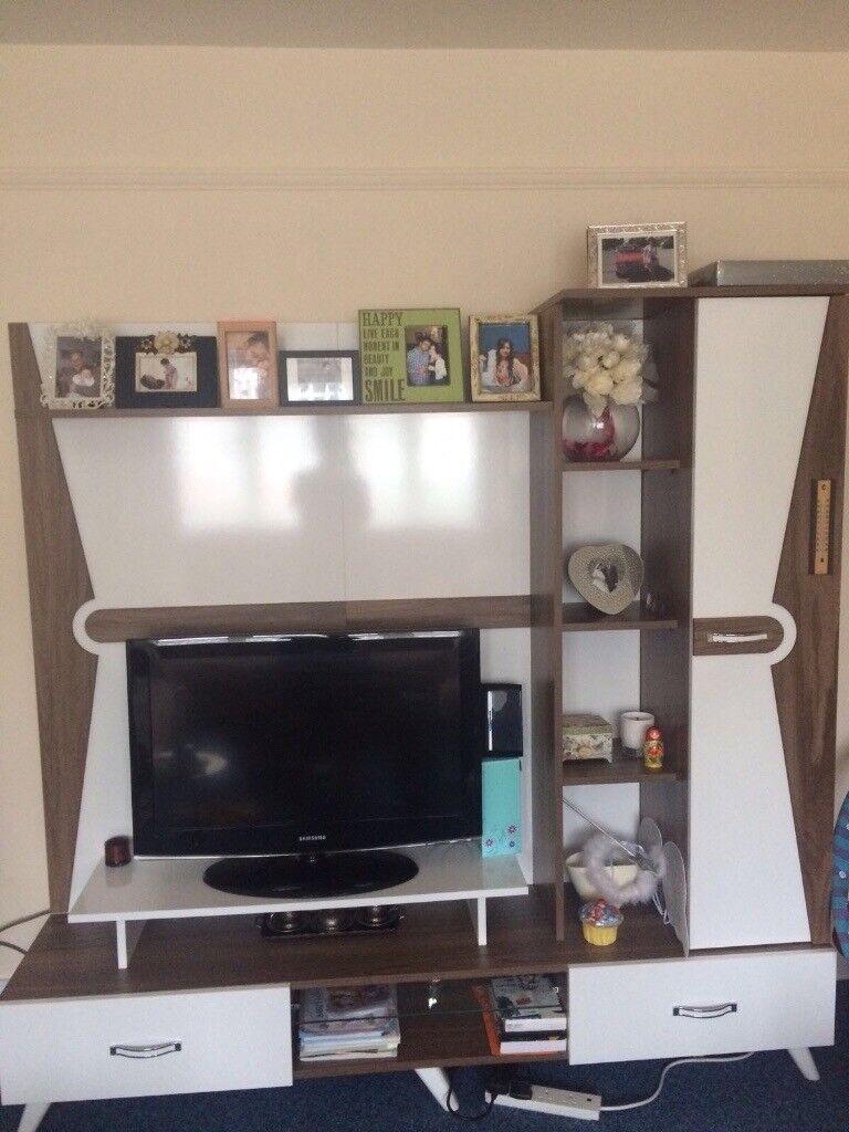 3-piece suite & TV unit