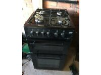 Hardly used gas cooker