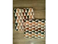 Two cushion covers. Brand new