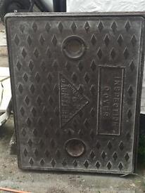 Manhole cover 600 x 450