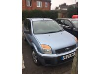 Great condition Ford Fusion. MOT until 2018. No advisories.