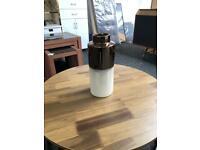 New vase £15 from Dukes furnishings Dennistoun