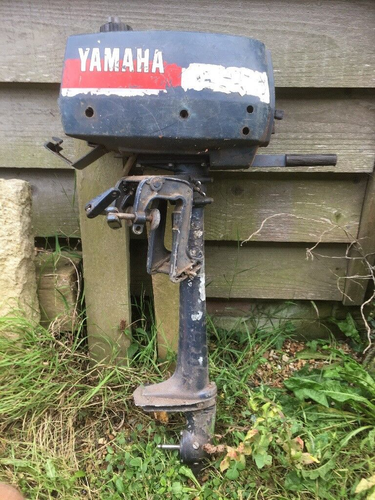 repair seized outboard motor