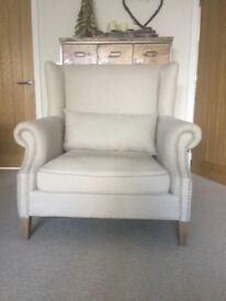 Love seat armchair