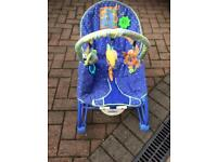 Fisher price infant/toddler seat