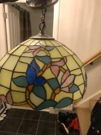 Ceiling Tiffany Lamp