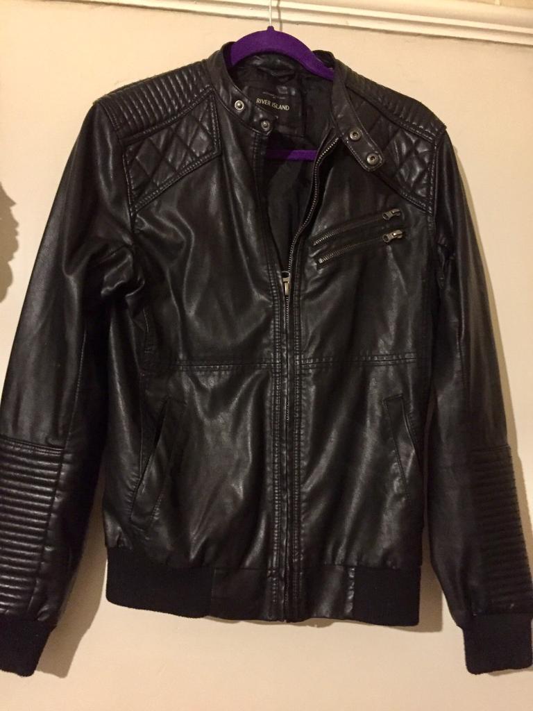 Men's river island jacket - small
