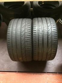 2 PW 305 30 20(103Y) Pirelli P Zero NO Tread 5mm-6mm