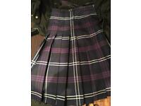 "Men's full kilt set. ""SOLD"""