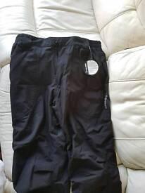 Waterproof Tenn cycling trousers xl
