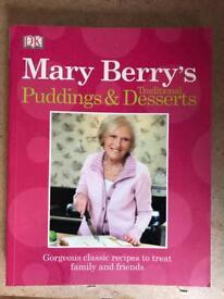 MARY BERRY DESSERTS COOKBOOK