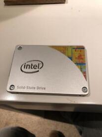 Intel 240gb SSD hard drive