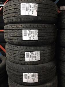 225/55/18 Bridgestone Ecopia EP422 (All Season)